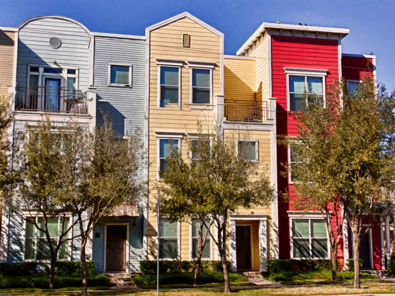 Dallas Townhomes